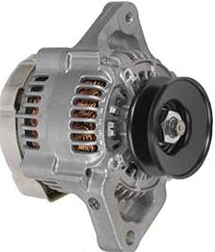 NEW 12V 55A ALTERNATOR FITS YANMAR 101211-2950 101211-2951 119626-77210 11962677210
