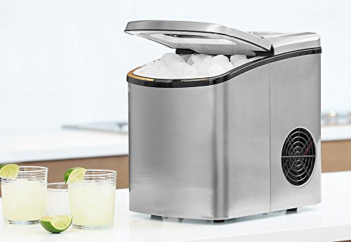 Sharper Image Portable Ice Maker
