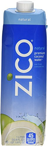 Zico Premium Coconut Water Natural product image