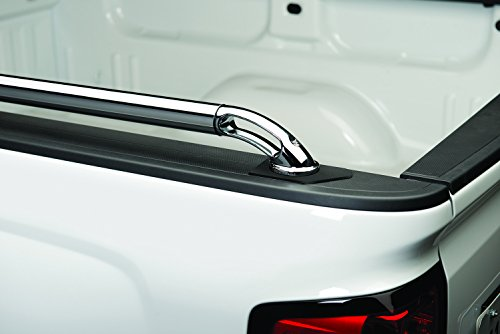 Putco Stainless Steel Locker Side Rails for 2005-2006 Toyota Tundra 8' Bed