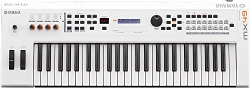 Yamaha MX49 Music Production Synthesizer, White by Yamaha