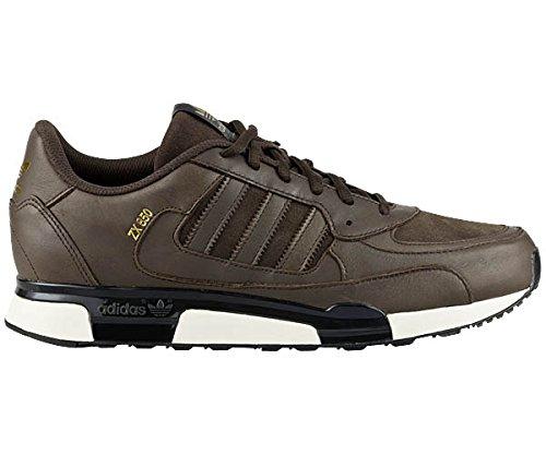 adidas ADIDAS ZX 850, Sneaker uomo, Marrone (Braun (Braun-Schwarz)