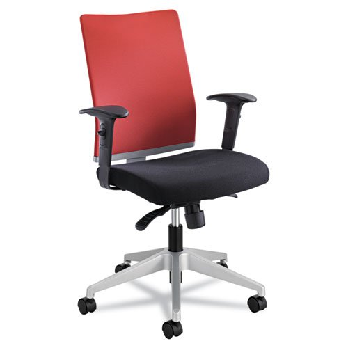 Image of Chairs & Sofas Safco Products 7031TA Tez Manager Chair, Tabasco
