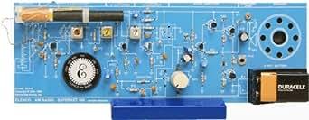 Elenco - AM Radio Kit [Transistor]  [ SOLDERING REQUIRED ]