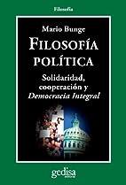 Filosofia Politica: Solidaridad, cooperacion…