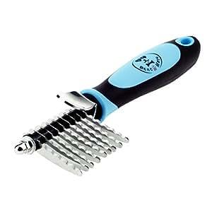 Pet Dematting Tool Mat Comb Rake Grooming Tools For Long