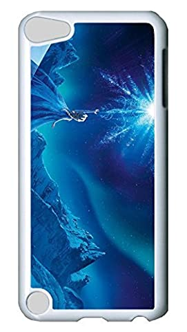 iPod Touch 5 Case, iPod 5 cases - Anti-Scratch White Back Case Cover for iPod 5 Frozen Animation Movie Film 2 Perfect Fit Hard Back Case Cover For iPod Touch (Frozen Ipod Cases 5th Generation)
