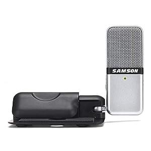 SAMSON Go Mic Portable USB Condenser Micropho...