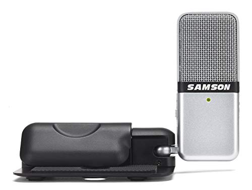 (Samson Go Mic Portable USB Condenser Microphone)