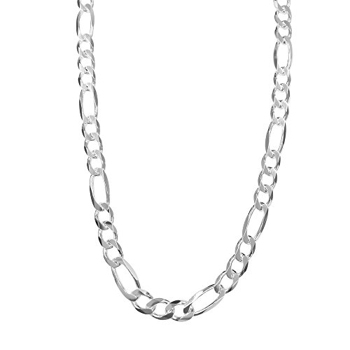 8 Mm Figaro Chain - 9