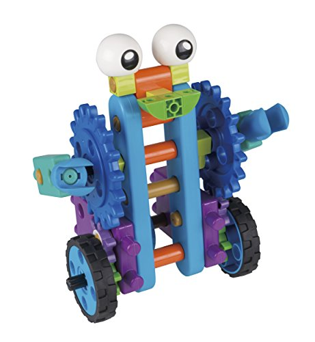 41JrwJfR2pL - Kids First Robot Engineer Kit and Storybook