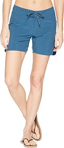CARVE Designs Women's Noosa Short Indigo 6 6 by CARVE