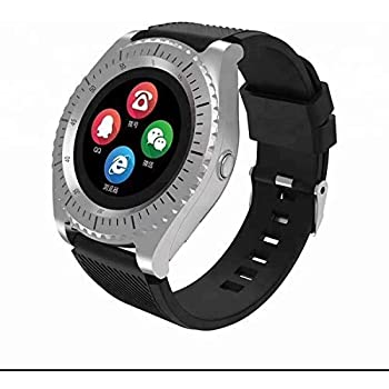 ab74e26c4 Y1 SmartWatch Touch Screen Support Micro SIM Card with Bluetooth 3.0 Camera  Sleep Monitor Outdoor Fitness