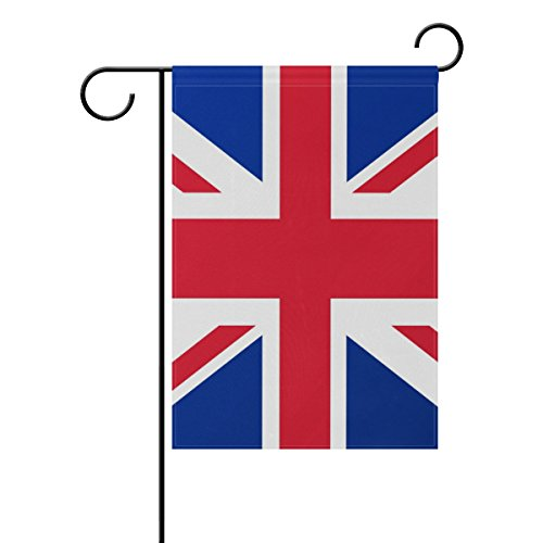 Art Matters Flying Dragon (Top Carpenter England GB Flag Double-Sided Printed Garden House Sports Flag - 12x18(in) - 100% Premium Polyester Decorative Flags for Courtyard Garden Flowerpot)