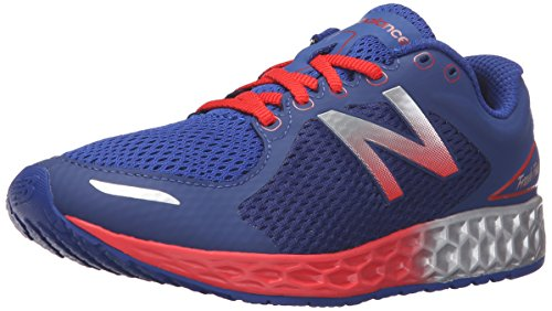 New Balance Fresh Foam Zante V2 Junior Zapatillas Para Correr Azul/Naranja