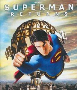SUPERMAN RETURNS - Blu-Ray Movie