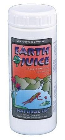 earth juice ph - 6