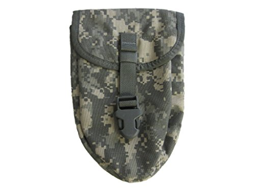 - GI Military MOLLE II Entrenching Tool Cover - ACU Digital Camouflage