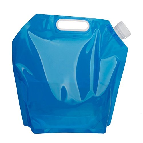 OULII 10L Collapsible Drinking Water Container for Camping