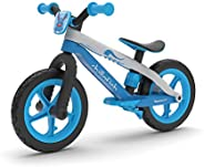 Chillafish Fixie Styled Balance Bike with Integrated Footrest