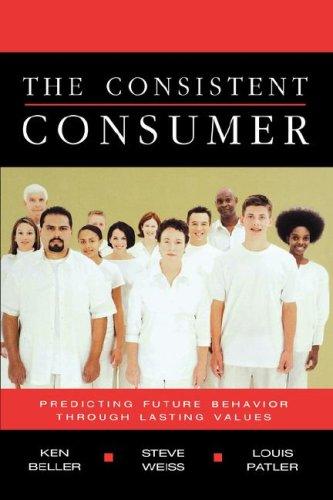 The Consistent Consumer pdf epub