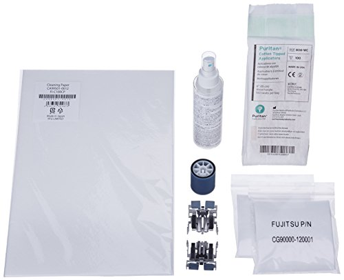 FUJITSU CG01000-510501 ScanAid scanner consumable kit by Fujitsu