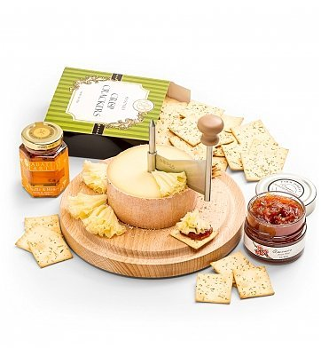 European Cheese Curler Gift (Edible Gifts Delivered)