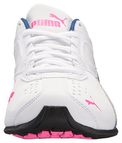 Puma Tazon Las Mujeres 6 De Wn Fm Elíptica De Zapatos Puma Puma Blanco-plata-knockout Rosa Outlet Store Barato Online Venta barata muy barata Venta Manchester Liquidación Precio más barato vPl7T