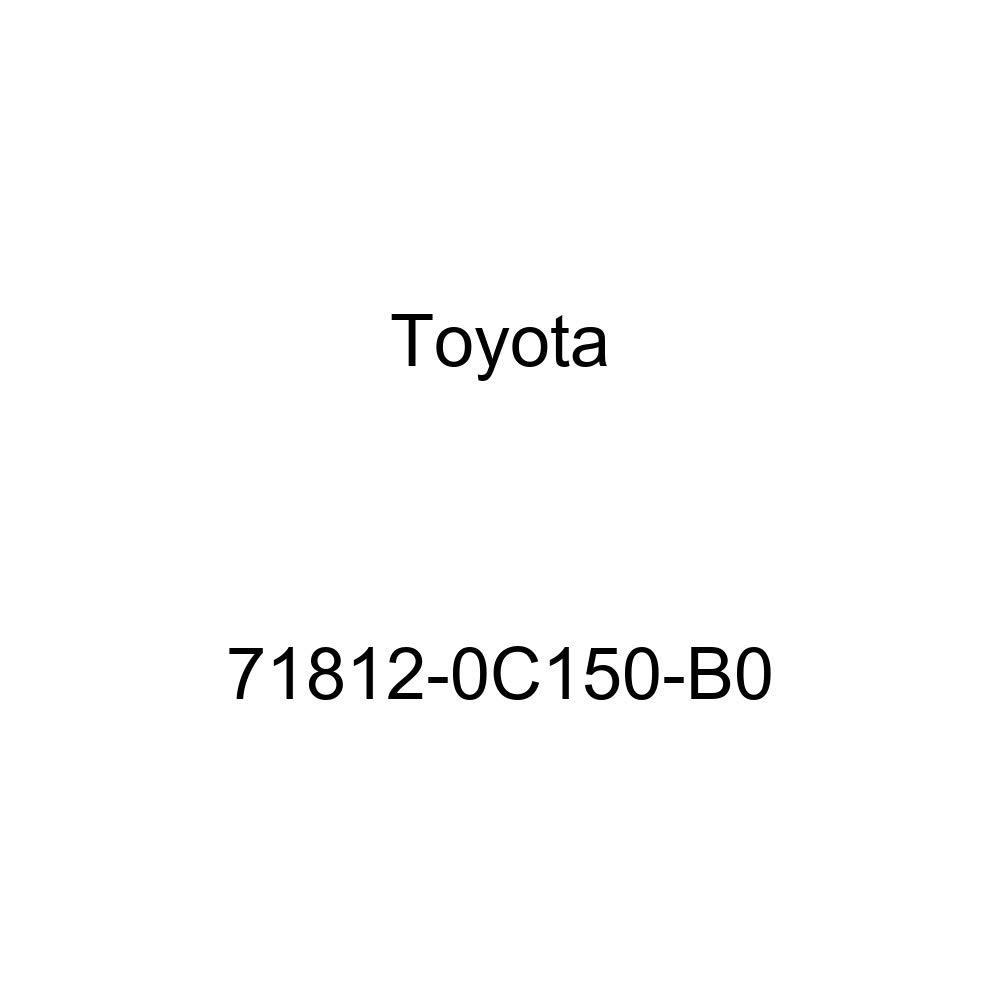 TOYOTA Genuine 71812-0E100-B0 Seat Cushion Shield