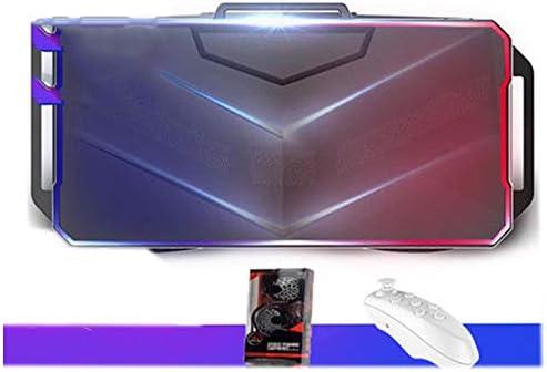 バーチャルリアリティのメガネ3D,3Dメガネバーチャルメガネヘッドマウント型wifiライブムービープレーヤー映画/ゲームに適しています。,Black,A