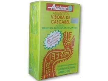 Autentica Vibora De Cascabel Anahuac