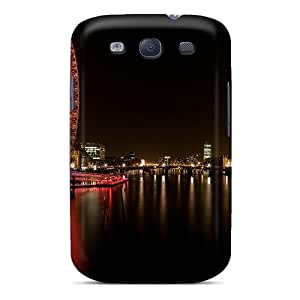 Galaxy S3 Case Cover London Case - Eco-friendly Packaging