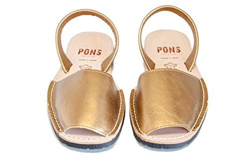 Pons 521 - Cinturino Stile Avarca In Rame