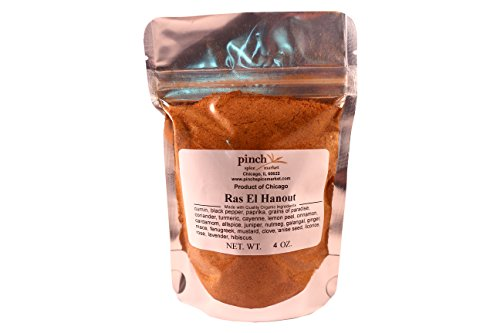 Pinch Spice Market, Ras El Hanout, 26 Ingredient Organic Moroccan Spice