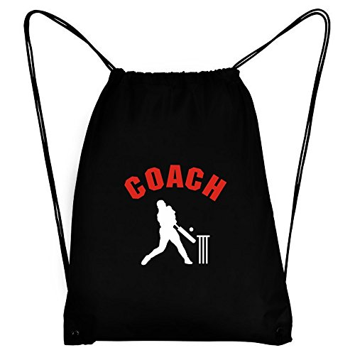 Teeburon Cricket COACH Sport Bag by Teeburon