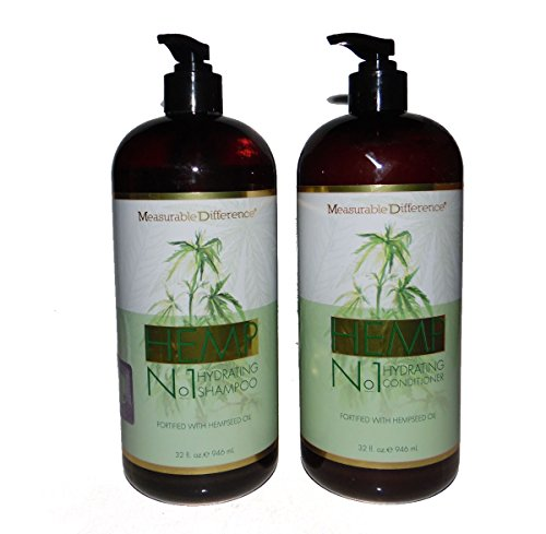 HEMP-No-1-Hydrating-Shampoo-and-Conditioner-with-Hempseed-Oil-32-oz-each-MADE-IN-USA-CRUELTY-FREE