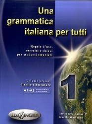 UNA GRAMMATICA ITALIANA PER
