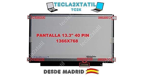 TECLA2XTATIL TC2X Pantalla para PORTATIL LG Philips LP133WH2 TLA4 ...