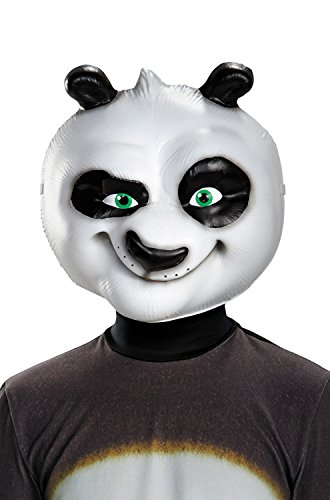 Panda-Po Mask Costume