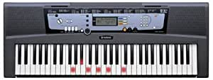 yamaha ez 200 61 full sized touch keyboard. Black Bedroom Furniture Sets. Home Design Ideas