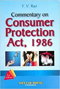the consumer protection act 1986 pdf