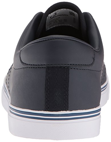 Beige Sneaker Navy Herren Perry Leather Fred Underspin wqOXRTI