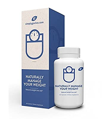 *FLASH SALE* Pure SVETOL Green Coffee Bean Extract - All natural Weight loss supplement with Antioxidant GCA | 30 day supply with 60 capsules by Govivo