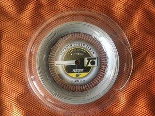 Topspin Cyber Flash, 1.25mm, 361 feet/110 meter tennis string reel