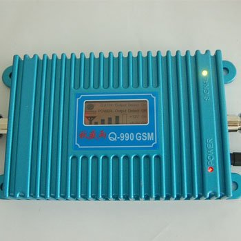900 Mhz Signal Splitter (Wholesale GSM 900mhz AGC LCD cellular mobile/cell phone signal repeater booster amplifier detector splitters with LCD display)