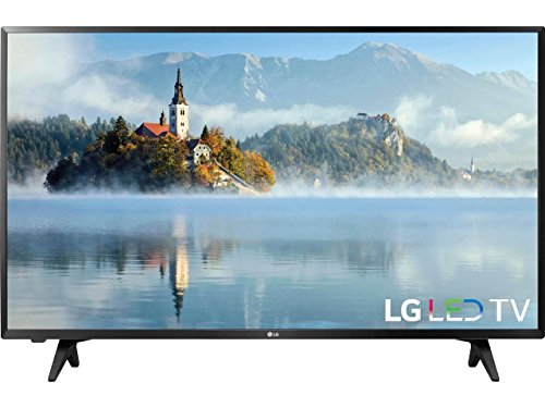 LG 43LJ500M Full HD 1080p LED TV – 43″ Class (42.5″ Diag)