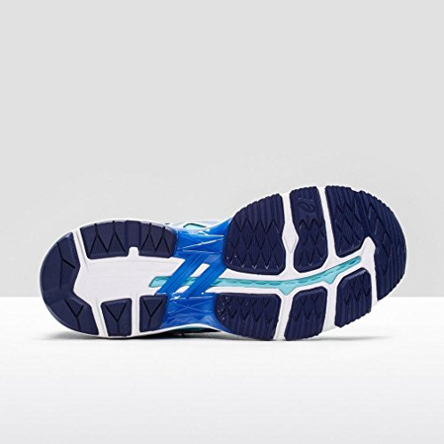 Asics Turquoise Blue Scarpa 4 Running Gt Blue 2000 indigo slate Donna wZHYrwq