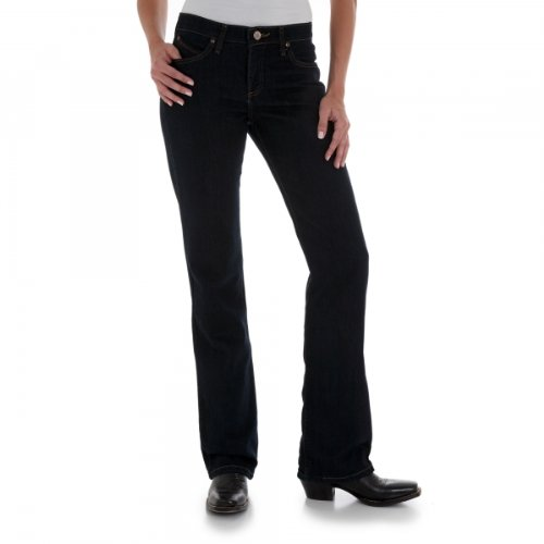 Wrangler WRQ20DD Womens Western Ultimate Riding Jean 11-34 from Wrangler