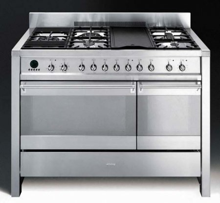 Dual Fuel Freestanding Cookers (Smeg A3XU6 48