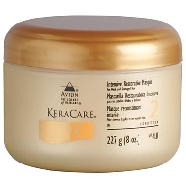 Avlon Keracare Intensive Restorative Unisex Masque, 8 Ounce